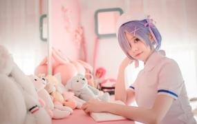 微博网红清新cos少女 – 小野妹子w 46套合集打包【6.7G】