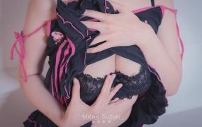 铃木美咲(Misaki Suzuki)(@软软趴在床单上) – 小恶魔般挑衅的美少女5[33P1V2.05G]