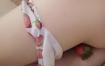 微博红人@萌兰酱/萌小兔之草莓比基尼【65P+1V】