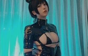 微博网红 小容仔咕咕咕w – 黑暗护士【58P/737M】