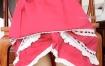 【视频】软萌萝莉小仙-红色洛丽塔【1V/345M】